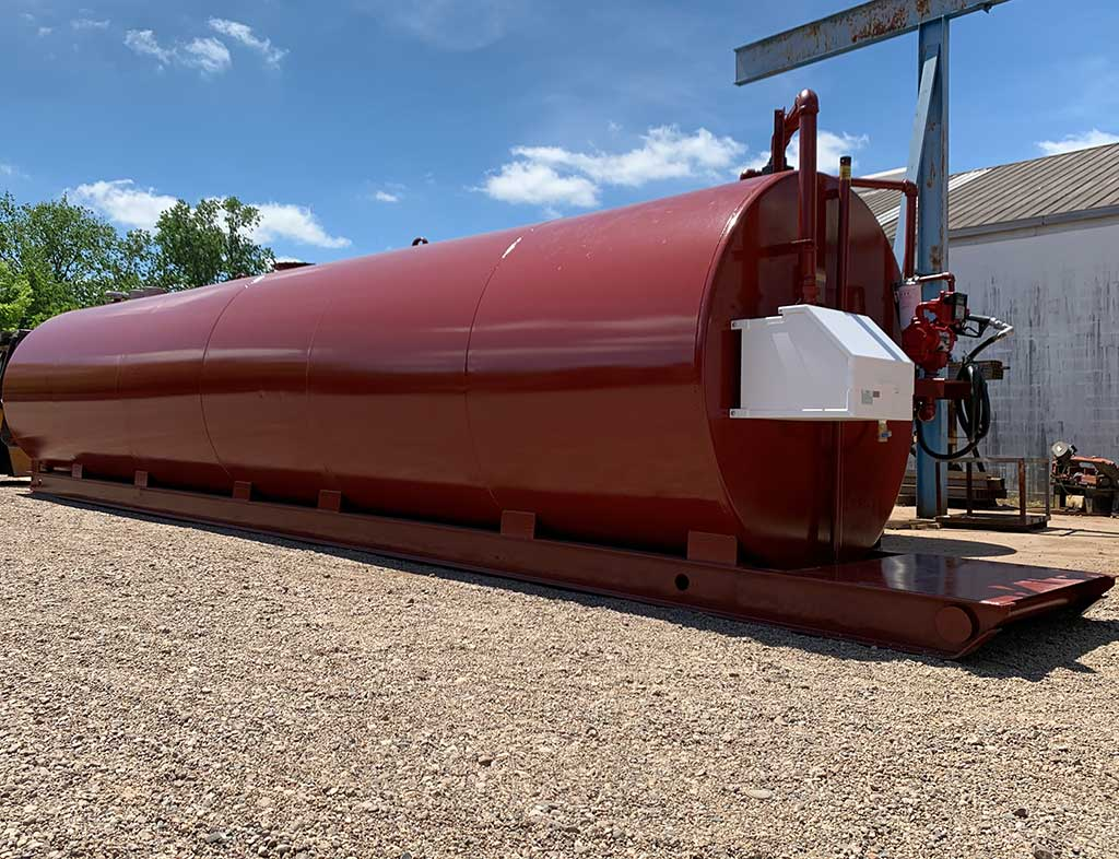 Double Wall Tank For Sale